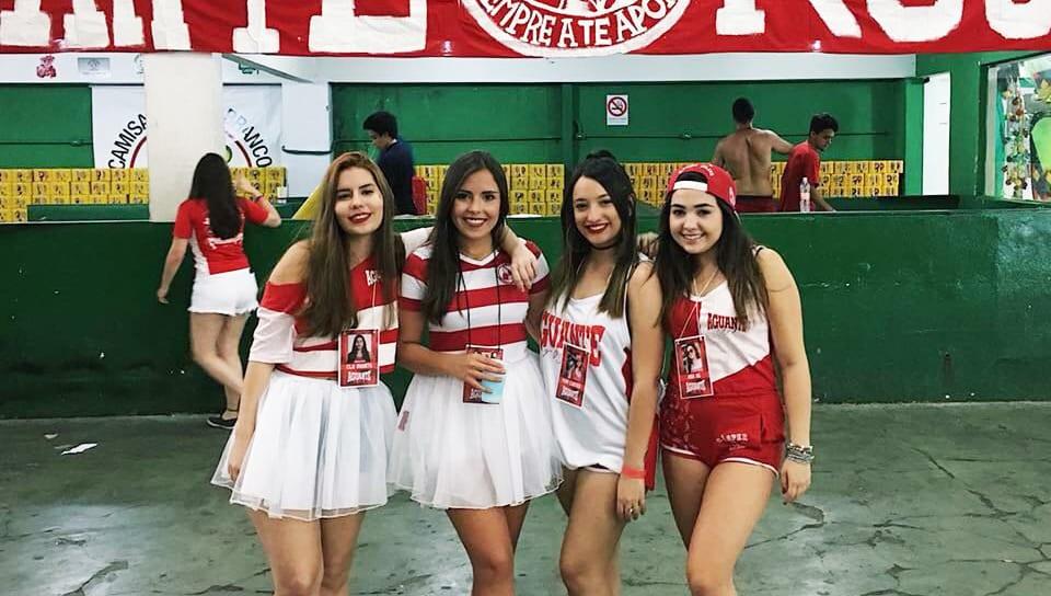 """""""Brejada da Aguante: El Rojo Te Incendeia"""" – confira como foi a festa casperiana"""