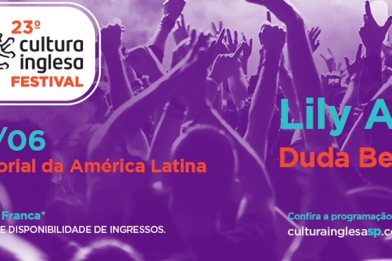 Exposicao Do 23º Cultura Inglesa Festival Apresenta Universo