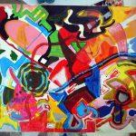 grafite-abstrato