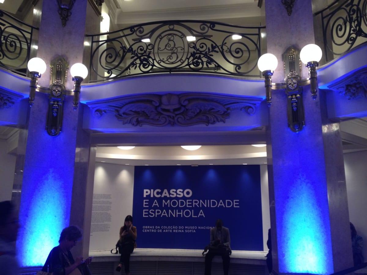 Ainda dá tempo: Picasso no CCBB!