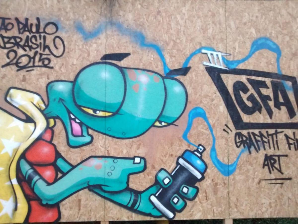 III Bienal de Graffiti