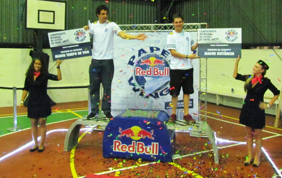 Red Bull Papper Wings Mackenzie