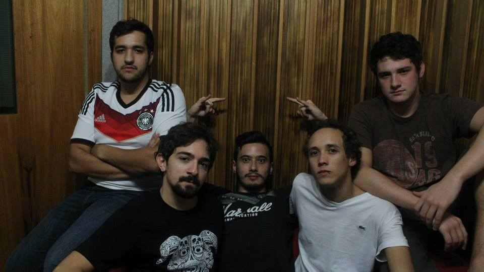 Dia Mundial do Rock com a banda O Fisco