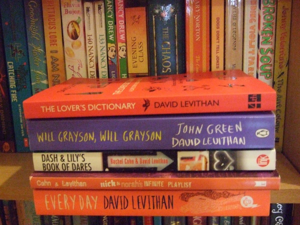 David Levithan – Polêmico é pouco!