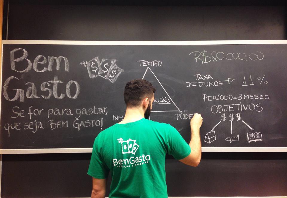 BEM GASTO – uma iniciativa que ensina a administrar o seu dinheiro