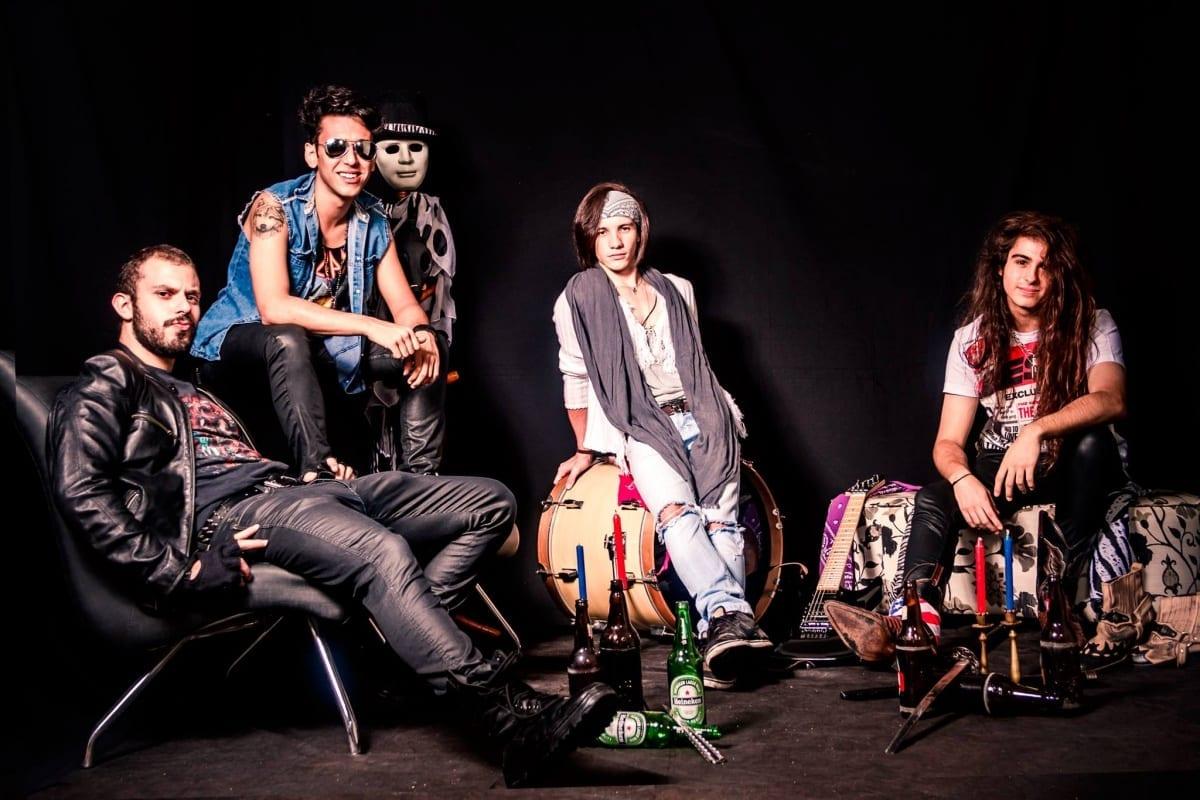 Toxic Novel – O Hard Rock pela nova geração