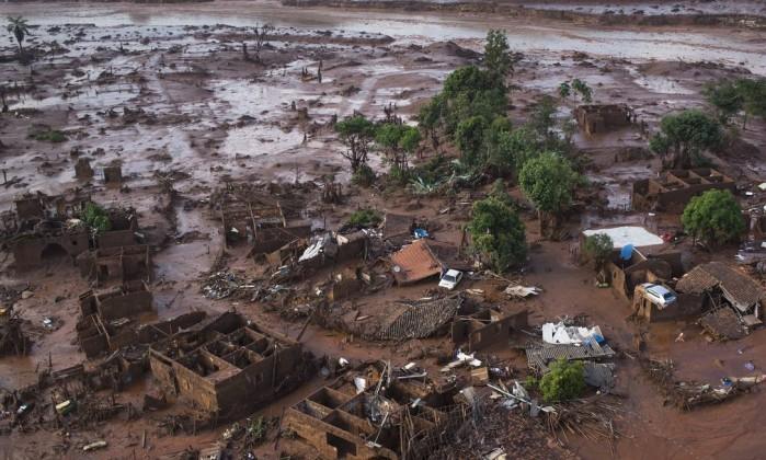 Rompimento da Barragem de Mariana: Mobilização e Arrecadação no Meio Universitário