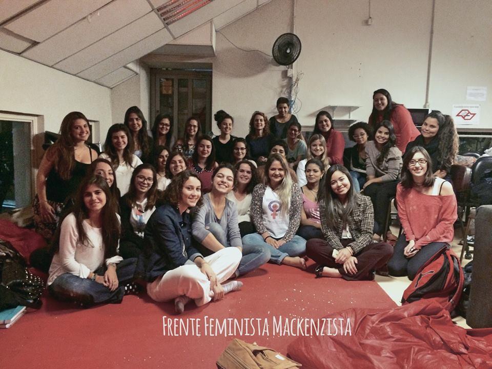 Frente Feminista Mackenzista – conheça!