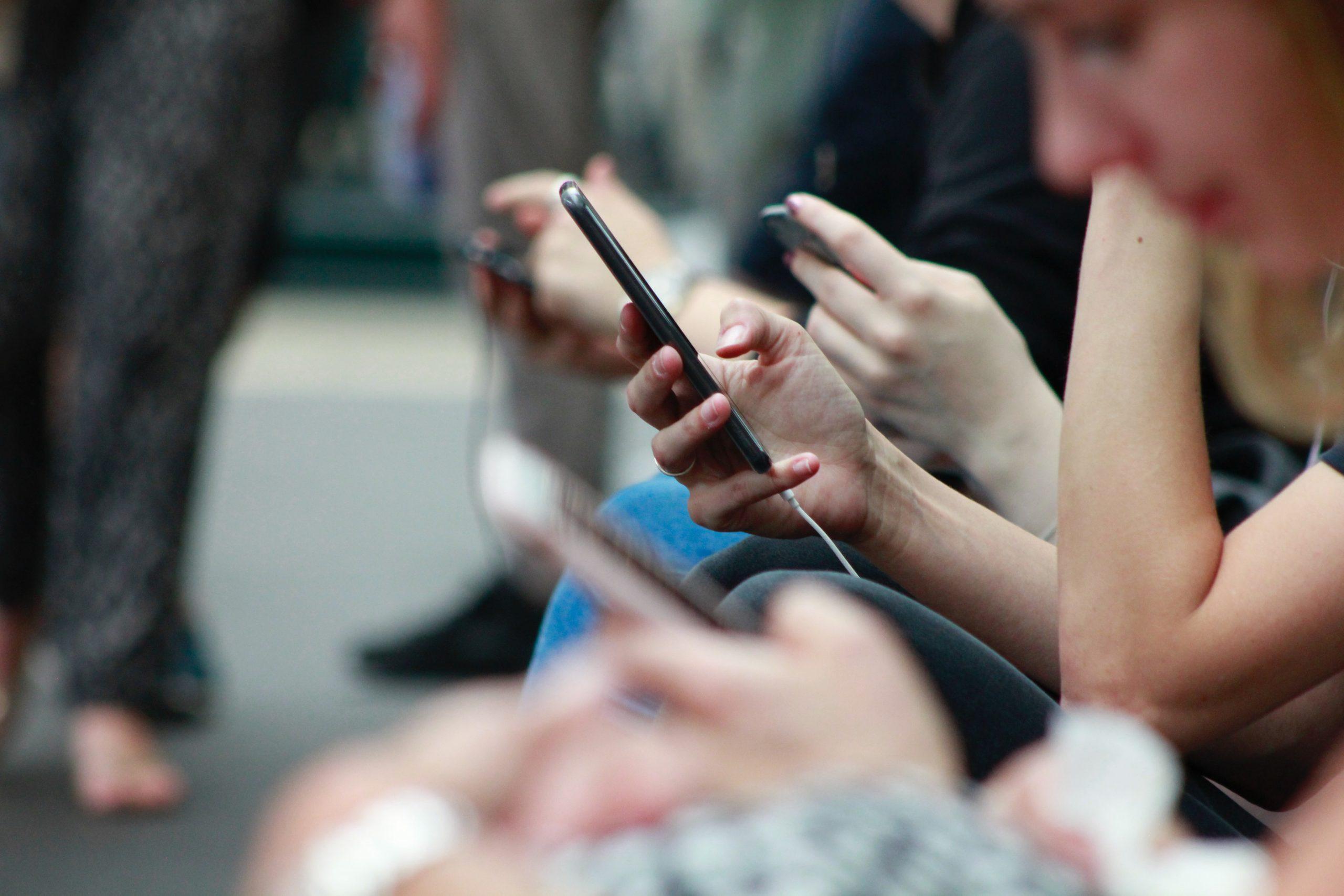 O Whatsapp e a nossa dependência