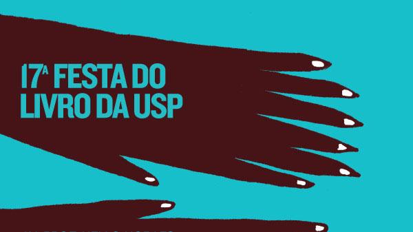 Começa Hoje a 17ª Festa do Livro, na USP!