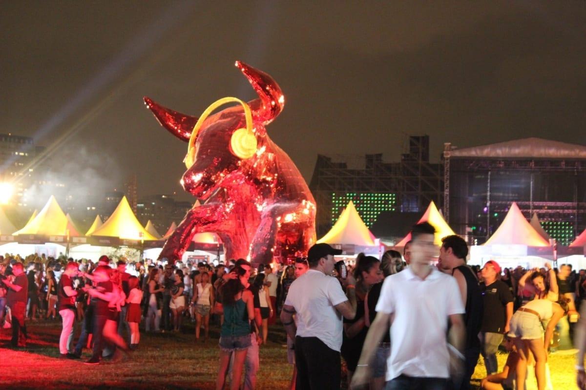 O Que foi o Festival Brahma Valley?