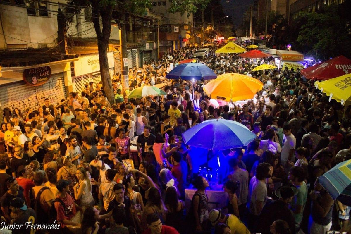 Programação do Carnaval Universitário 2016