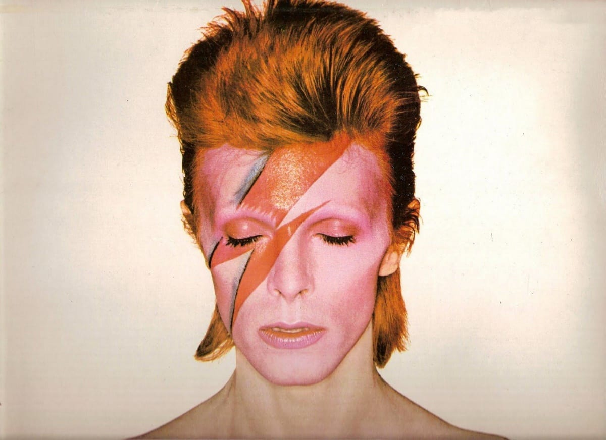David Bowie – a morte e a arte do artista.