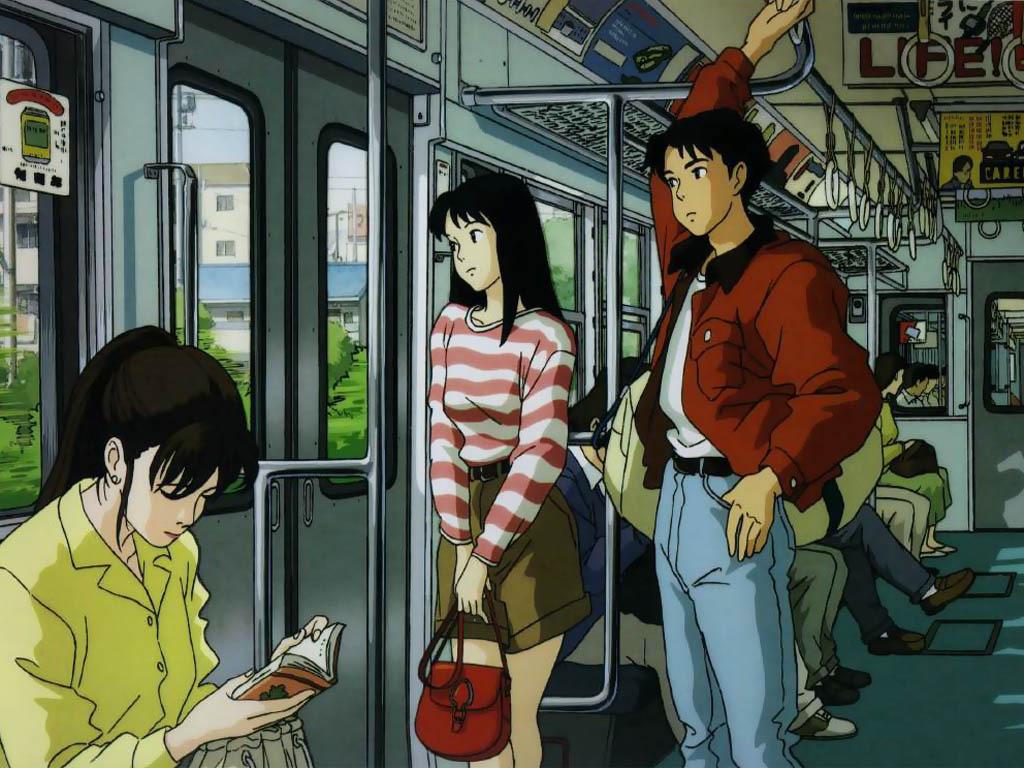 Contos Urbanos – Amor de metrô.