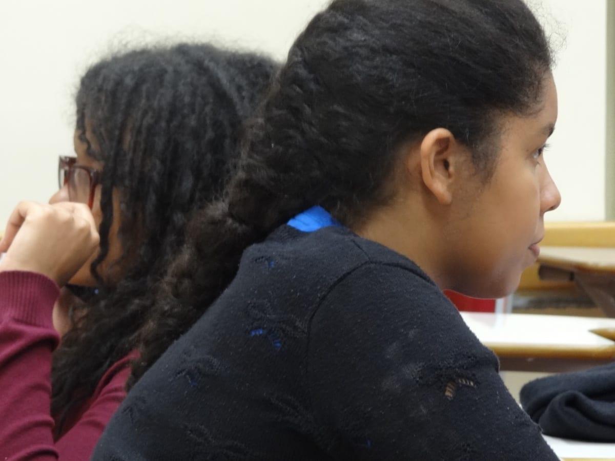 Debate Sobre Cotas Raciais com o Coletivo Negro AfroMack