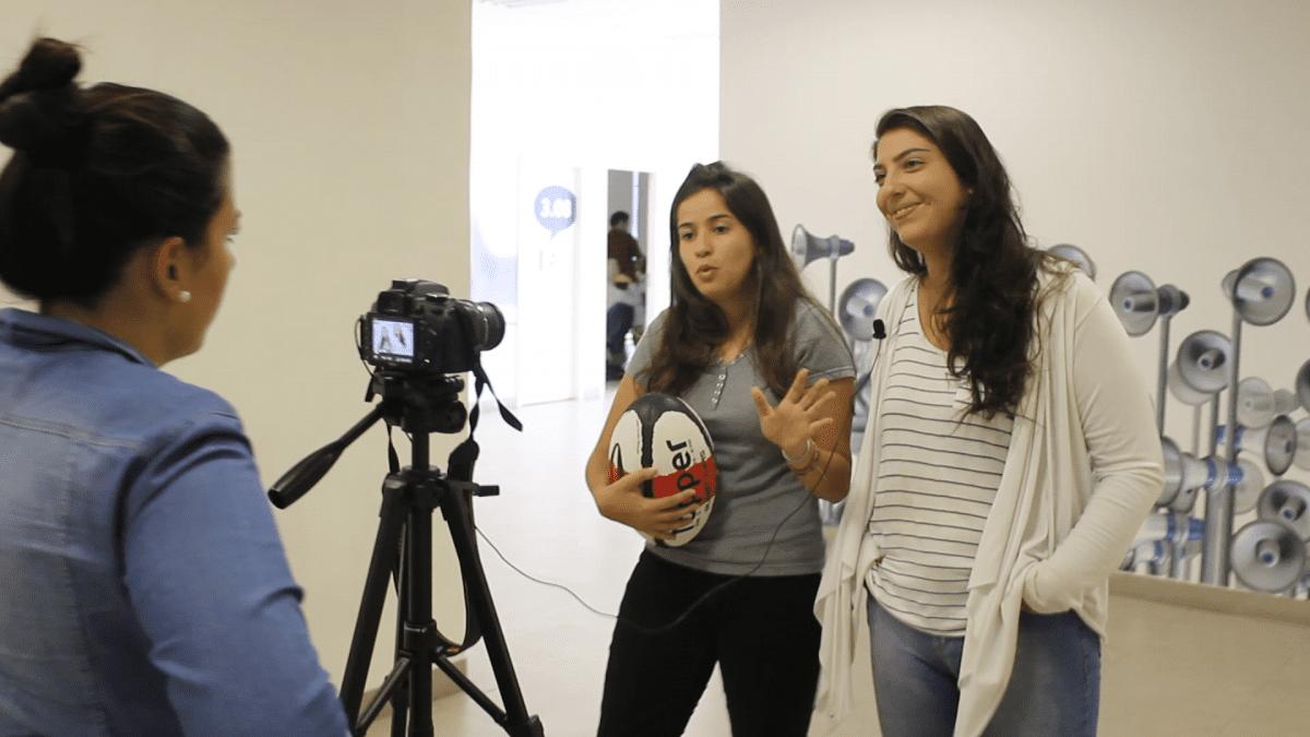 Pré JUCA 2016: Entrevistamos o Time Feminino de Rugby da Cásper Líbero !