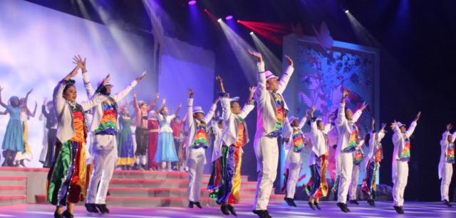 Festival Internacional de Língua e Cultura Reuniu Jovens do Mundo Todo no Parque Ibirapuera