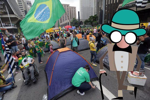 JUCA Deste Ano Pode ser Cancelado Devido às Manifestações