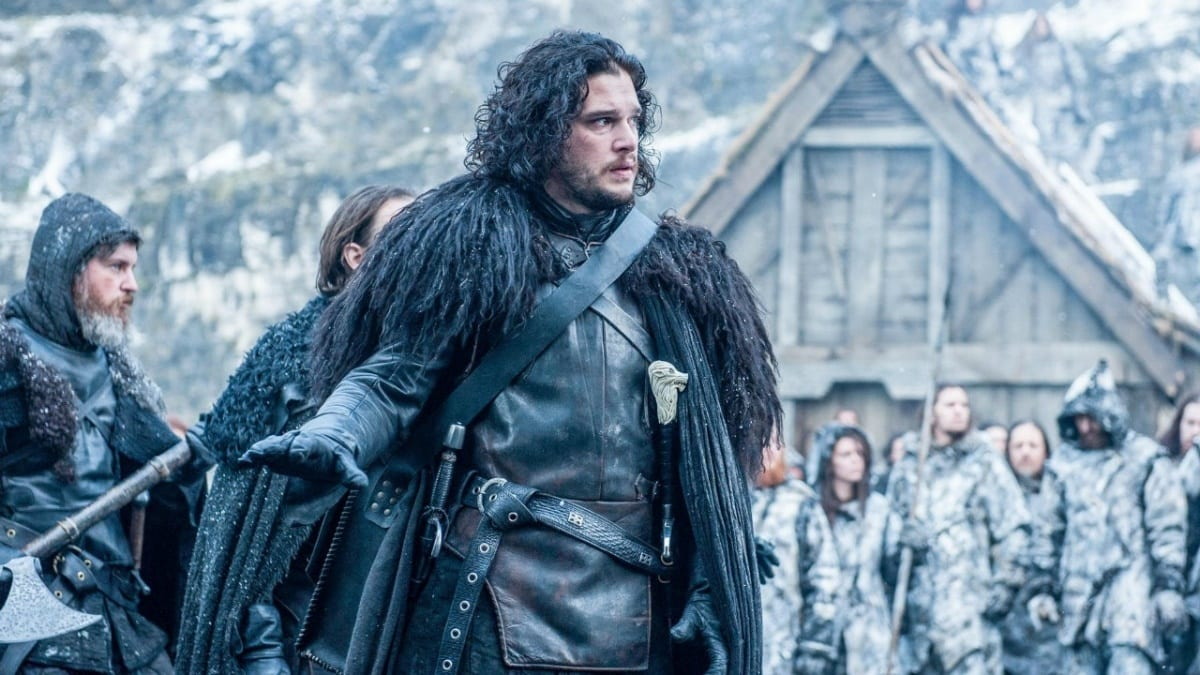O Inverno Está Chegando: Hoje Vamos Falar Sobre Game Of Thrones!