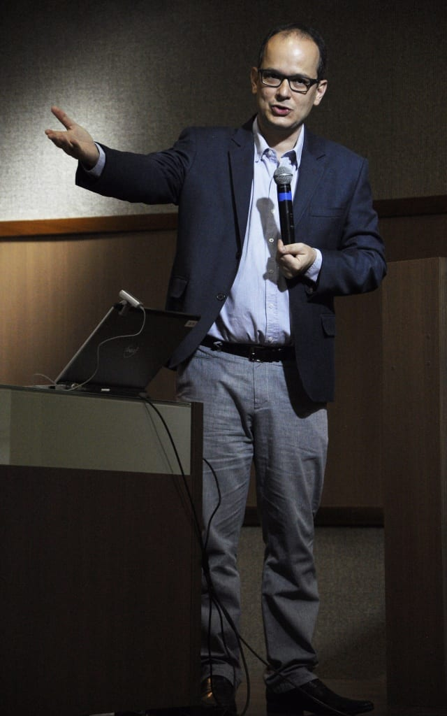 Andre Santoro (coordenador do curso de jornalismo)