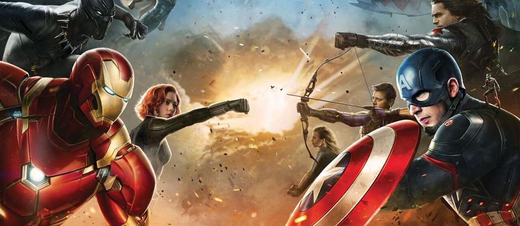 Team Iron ou Team Cap ? Hoje Vamos Falar Sobre Capitão America: Guerra Civil