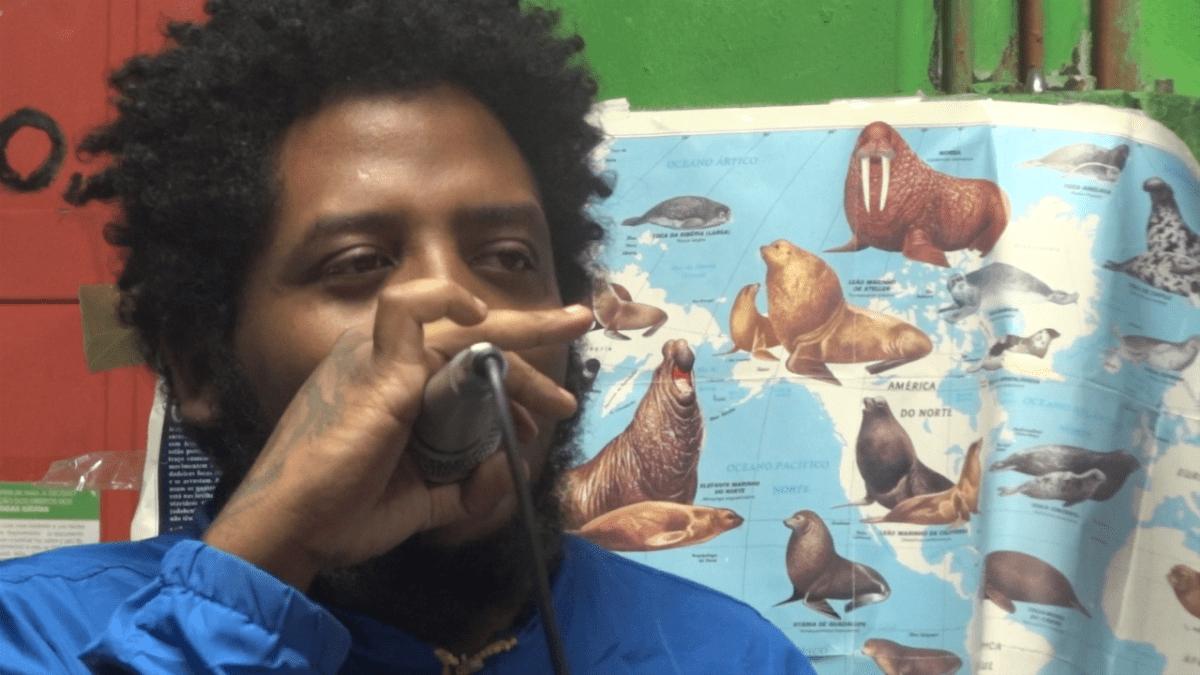 Labuta – Gravamos o Encontro de Rap Que Rola na PUC