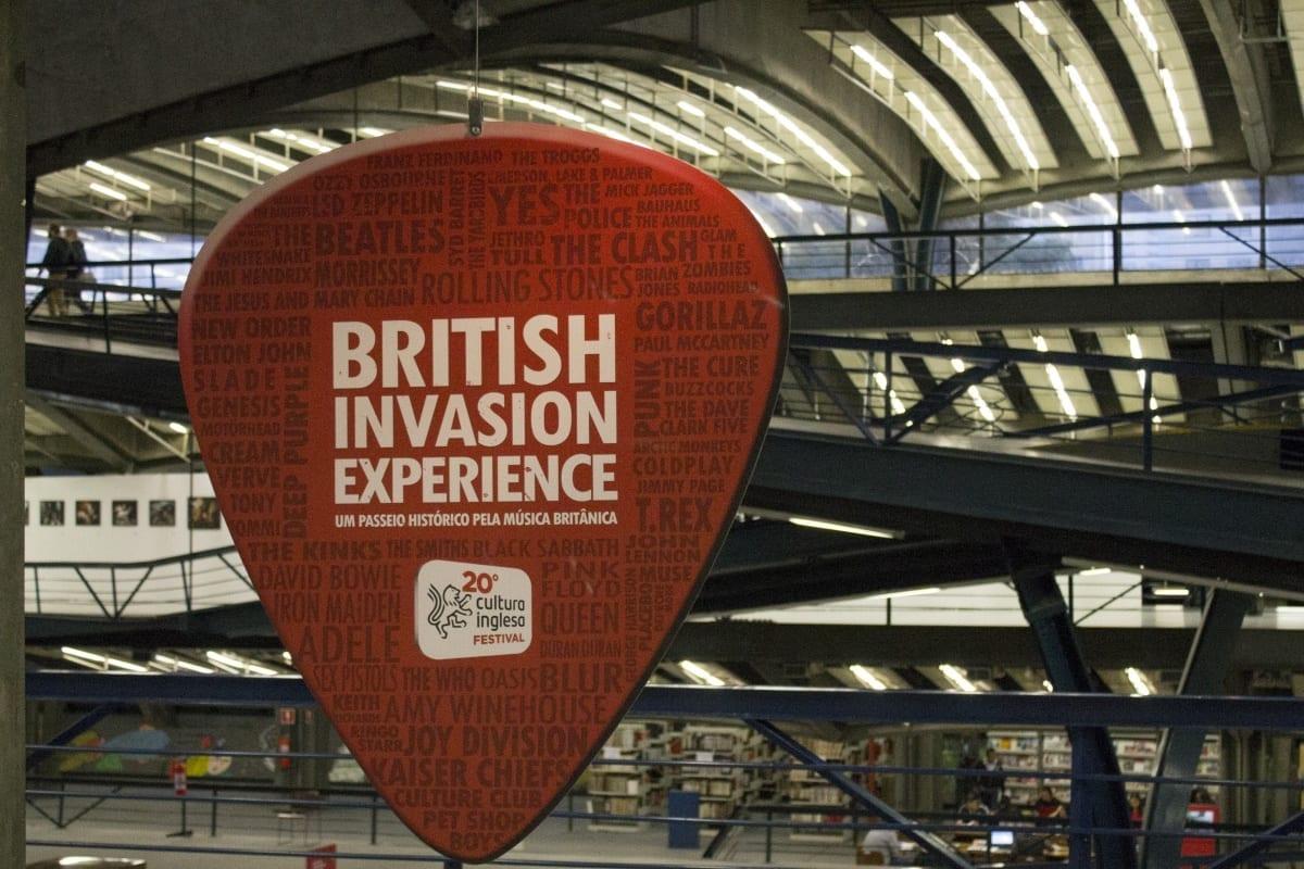 British Invasion Experience – Um Passeio Histórico pela Música