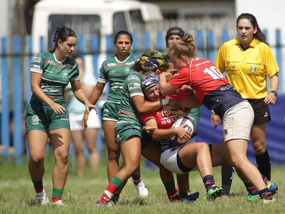 Conheça a Página Rugby De Calcinha e Saiba Muito Mais Sobre o Esporte e a Sua Categoria Feminina