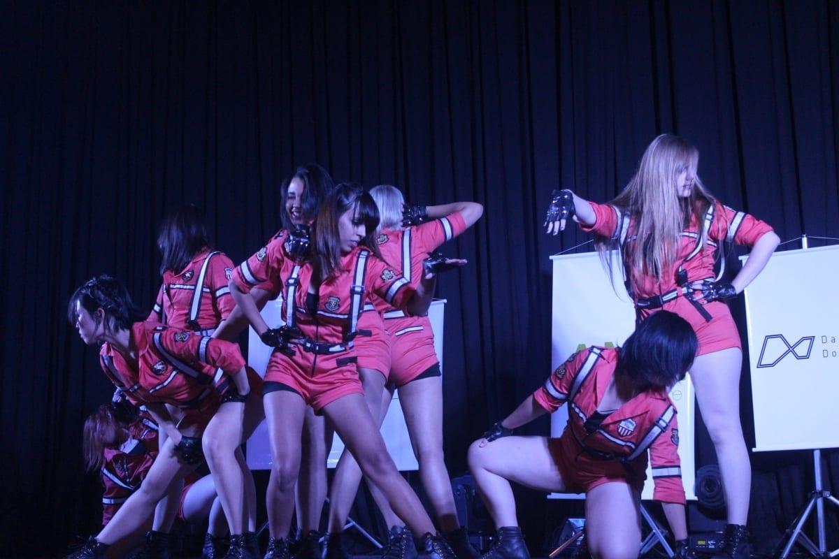 Cobrimos a Final do Kpop Dance Tournament