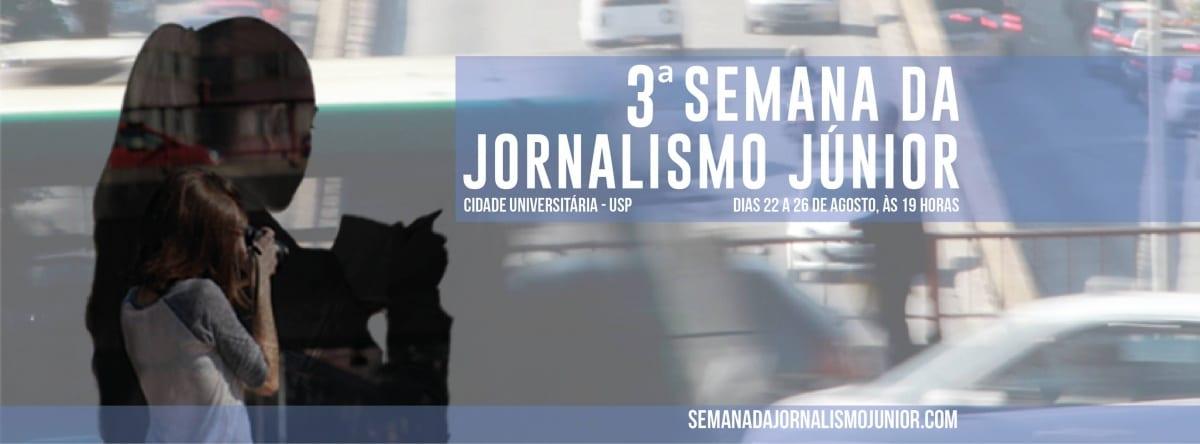 USP Recebe a 3º Semana De Jornalismo Júnior