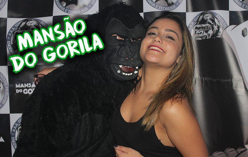 Mansão do Gorila – a Festa da Atlética de Engenharia da Anhembi