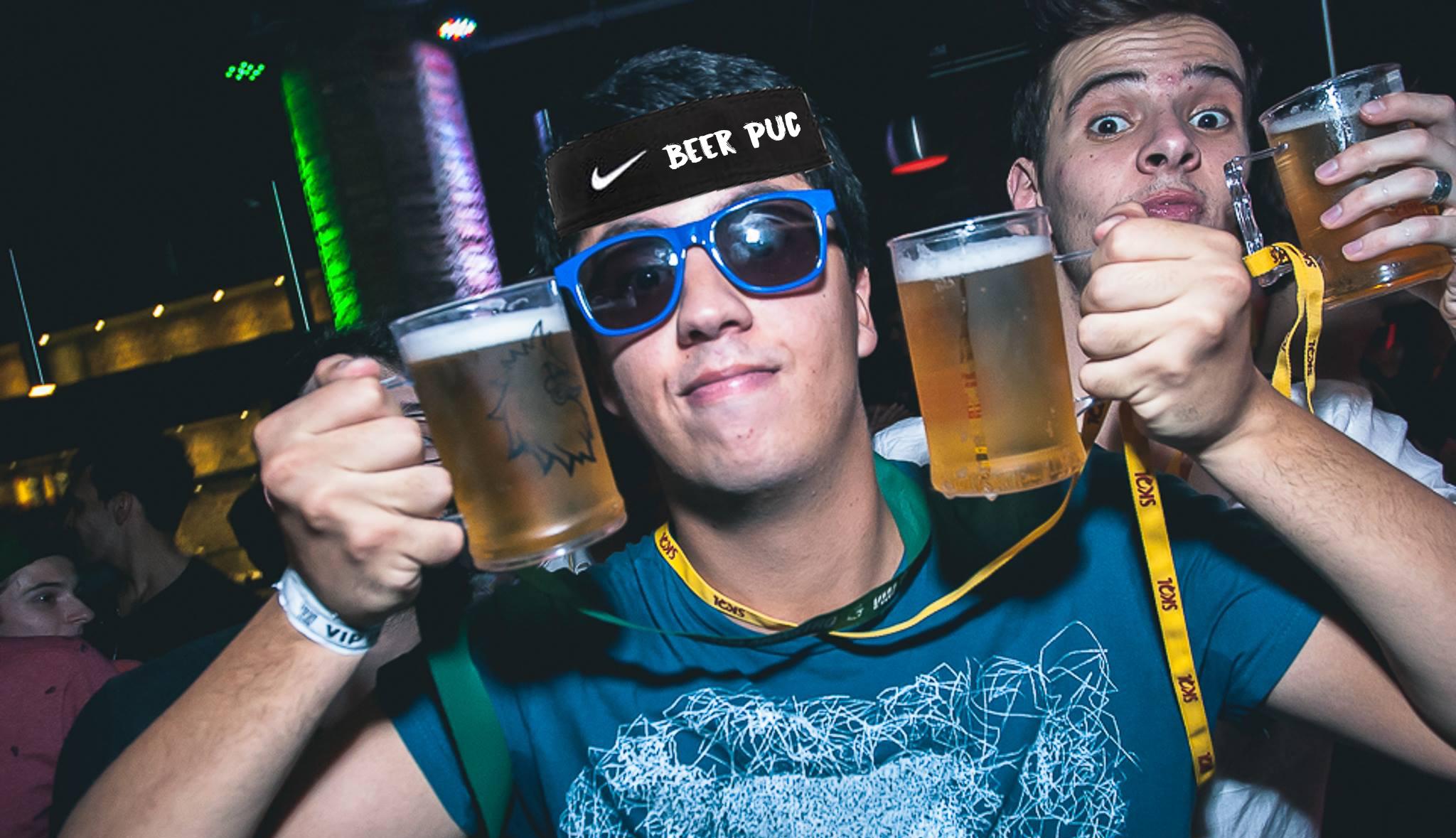 BEERPUC – O Maior Campeonato de Beer Pong Está Chegando