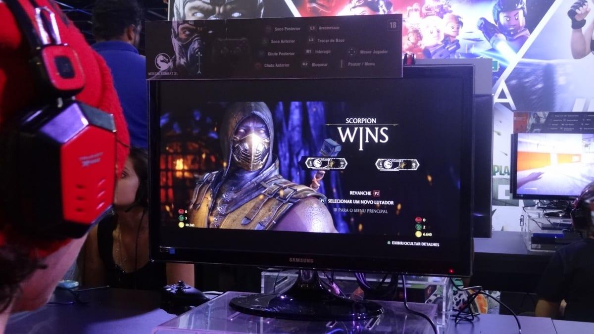 Confira Como Foi a BGS 2016 – A Maior Feira de Games da América Latina