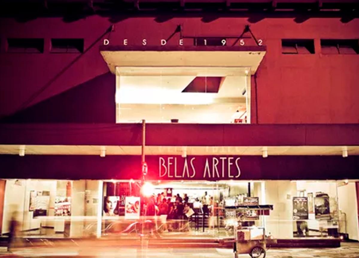 Belas Artes Meu Amor – Você Já Conhece o Cinema Mais Charmoso da Cidade de SP ?