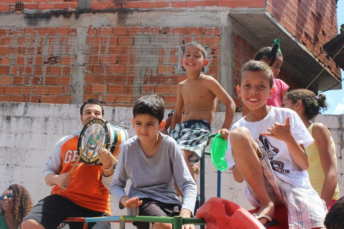 GRIFO Realiza Ação Social no Capão Redondo