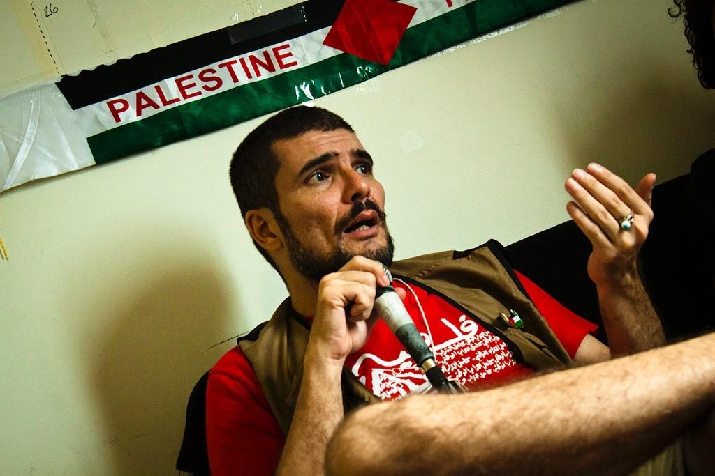 Entrevistamos o Carlos Henrique Latuff !