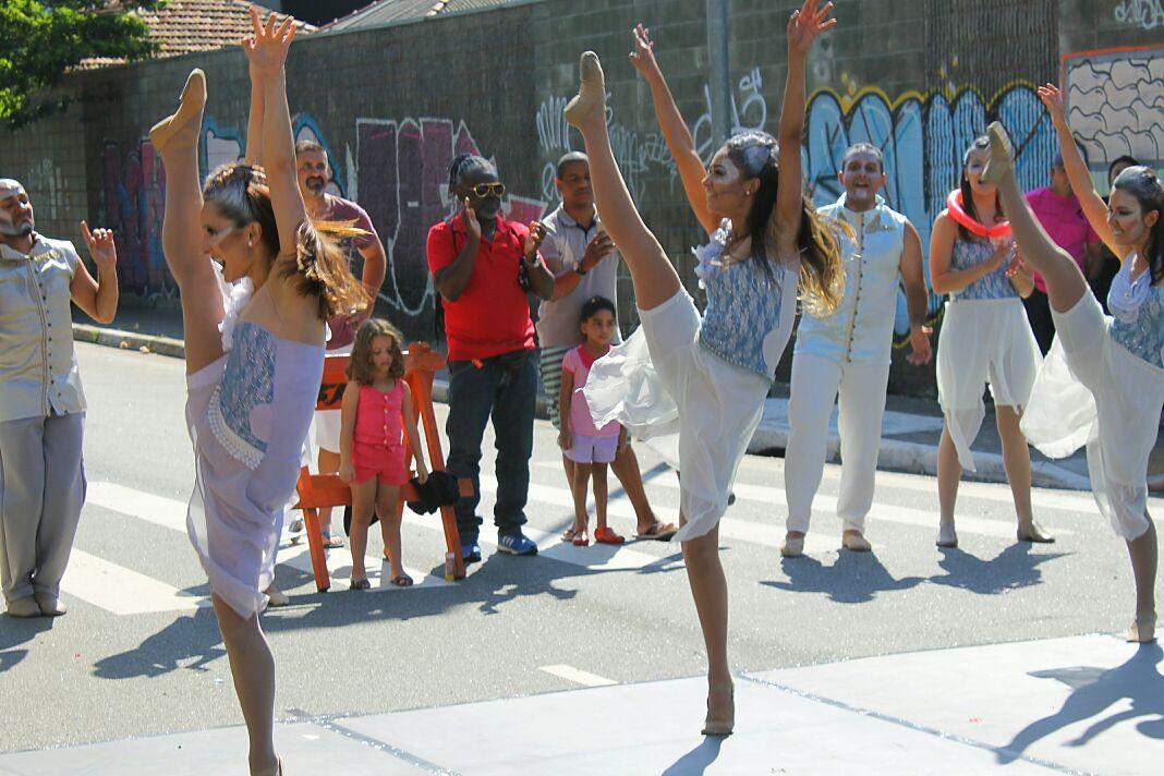Mensageiros da Cruz: espetáculo de rua gratuito acontece neste final de semana