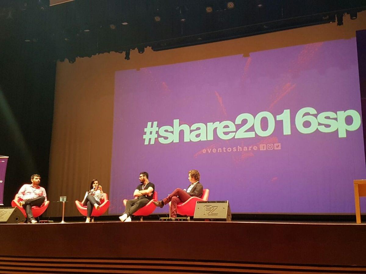 O Share 2016 e as 35 melhores frases do evento (pra anotar no caderninho)