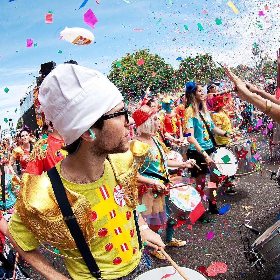 Carnaval 2017 – confira a programação dos bloquinhos universitários !
