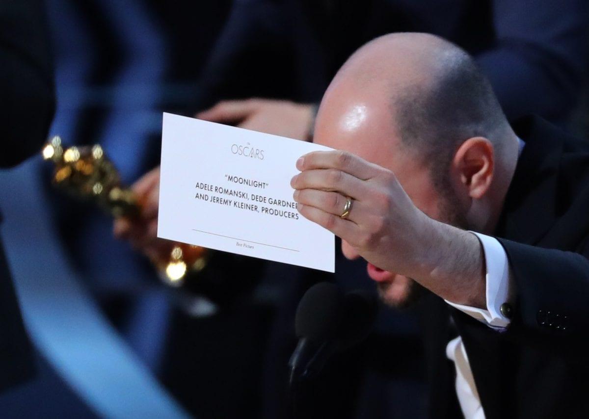 Com direito a gafe histórica, Moonlight leva o prêmio de melhor filme – confira tudo sobre o Oscar 2017