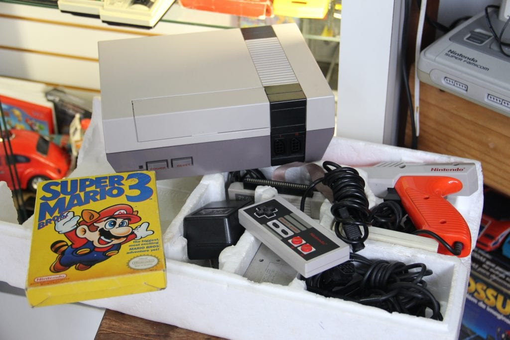 03.Nintendo nintendinho (1985)