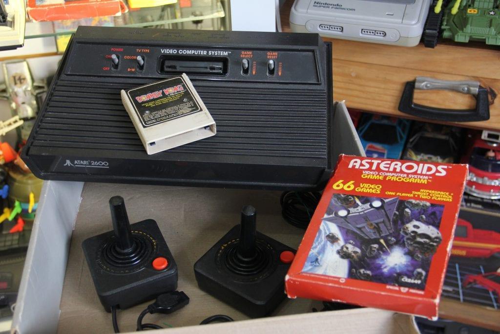 04.Atari Edição Poly Vox (1985)