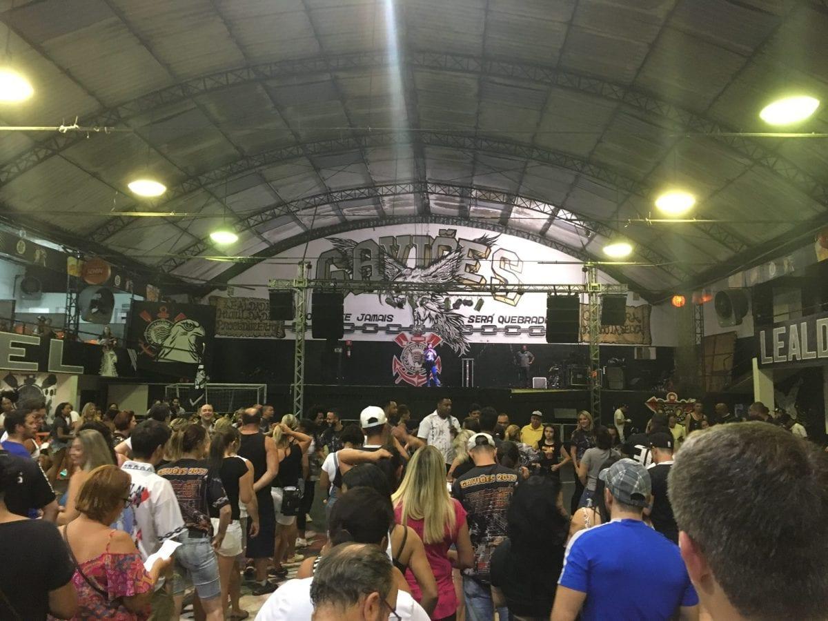 A Gaviões da Fiel no Carnaval 2017 – confira os bastidores