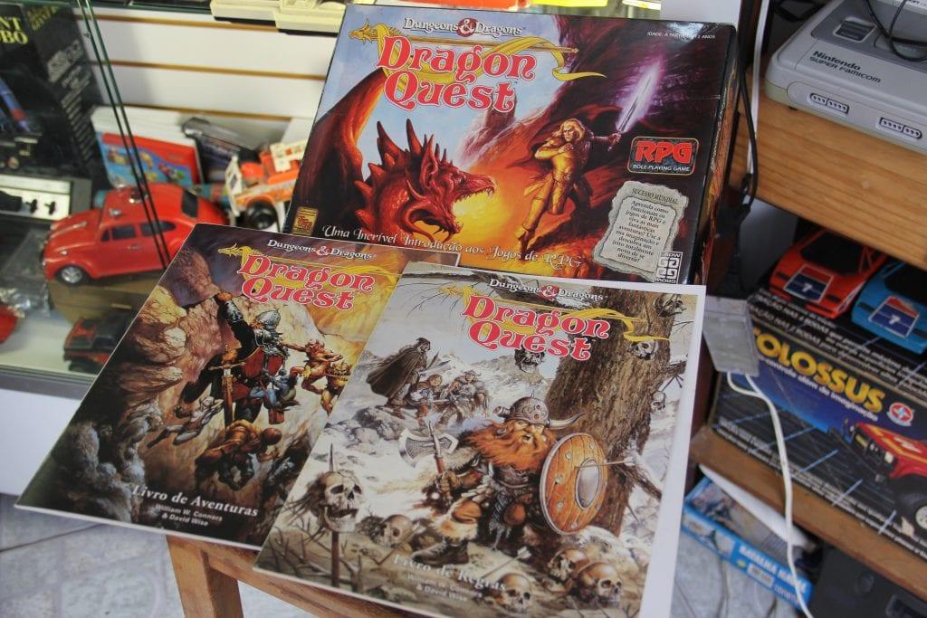 RPG Dungeons & Dragons (1992)