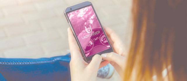 Lady Driver, o aplicativo que promove a sororidade