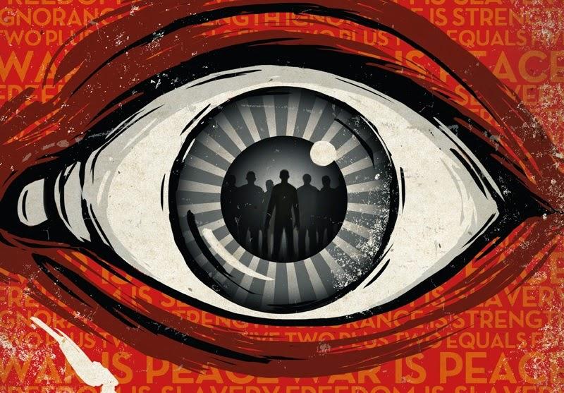 """""""1984"""": A clássica distopia de Orwell refletida no governo Trump"""