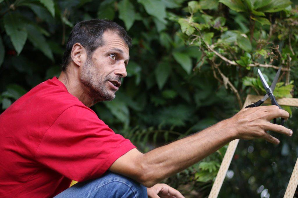 Entrevista com Eduardo Marinho – Filósofo, artista de rua e, acima de tudo, ser humano.