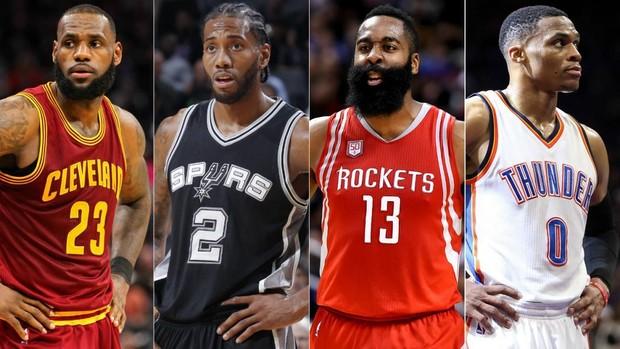 A famosa discussão sobre o jogador mais valioso da NBA