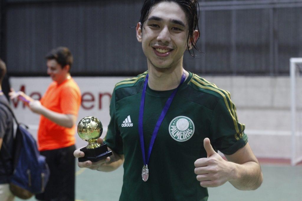 Paulo Yuzo, o craque da Taça RW.