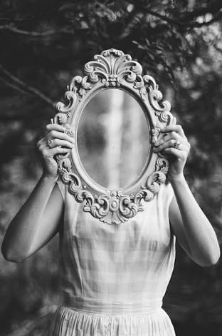 foto espelho
